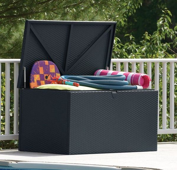 nos conseils pour choisir votre coffre jardin. Black Bedroom Furniture Sets. Home Design Ideas